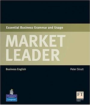 Підручник New Market Leader Intermediate Essential Business Grammar and Usage
