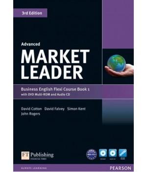 Підручник Market Leader (3rd Edition) Advanced PART 1 (Coursebook + Practice File + DVD-ROM + Audio CD)