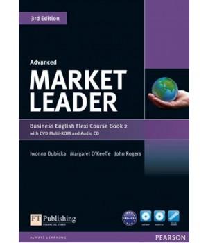 Підручник Market Leader (3rd Edition) Advanced PART 2 (Coursebook + Practice File + DVD-ROM + Audio CD)