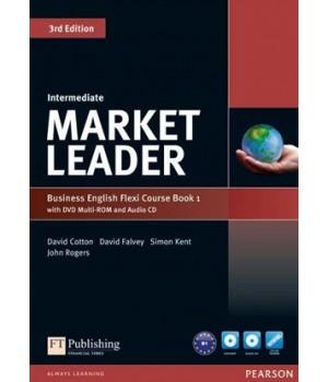 Підручник Market Leader (3rd Edition) Intermediate PART 1 (Coursebook + Practice File + DVD-ROM + Audio CD)