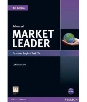 Тести Market Leader (3rd Edition) Advanced Test File