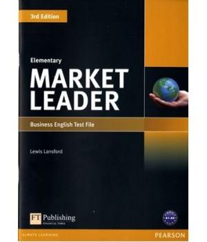 Тести Market Leader (3rd Edition) Elementary Test File
