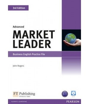 Рабочая тетрадь Market Leader (3rd Edition) Advanced Practice File with Audio CD Pack