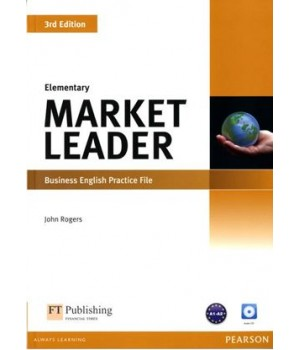 Рабочая тетрадь Market Leader (3rd Edition) Elementary Practice File with Audio CD Pack