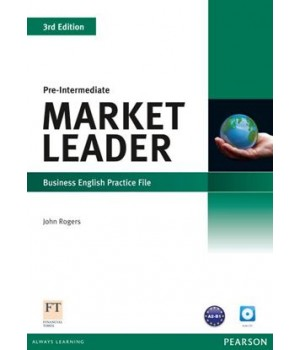 Рабочая тетрадь Market Leader (3rd Edition) Pre-Intermediate Practice File with Audio CD Pack