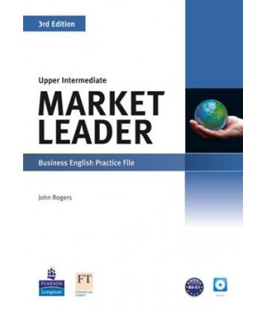 Рабочая тетрадь Market Leader (3rd Edition) Upper-Intermediate Practice File with Audio CD Pack