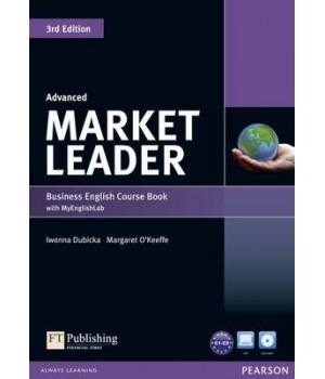 Підручник Market Leader (3rd Edition) Advanced Coursebook with DVD-ROM and MyEnglishLab