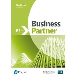 Робочий зошит Business Partner B1+ Workbook