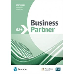 Робочий зошит Business Partner B2+ Workbook