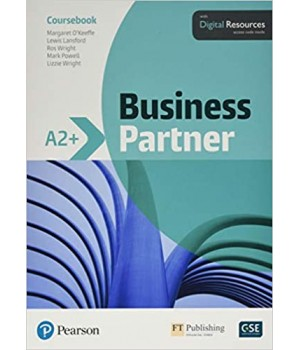 Підручник Business Partner A2+ Student's Book