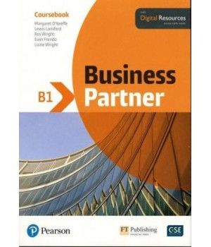 Учебник Business Partner B1 Student's Book