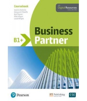 Учебник Business Partner B1+ Student's Book