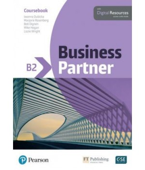 Підручник Business Partner B2 Student's Book