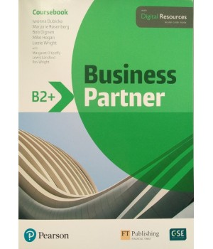 Підручник Business Partner B2+ Student's Book