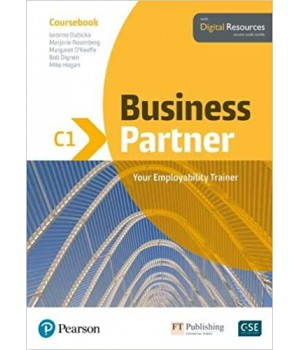 Підручник Business Partner C1 Student's Book