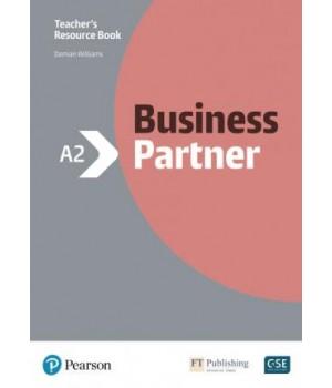 Книга для вчителя Business Partner A2 Teacher's Book and MyEnglishLab