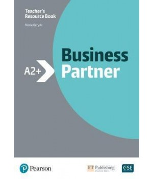 Книга для вчителя Business Partner A2+ Teacher's Book and MyEnglishLab