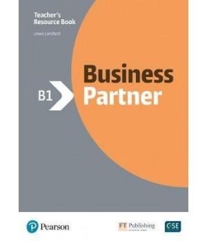Книга для вчителя Business Partner B1 Teacher's Book and MyEnglishLab