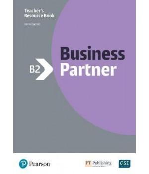 Книга для вчителя Business Partner B2 Teacher's Book and MyEnglishLab