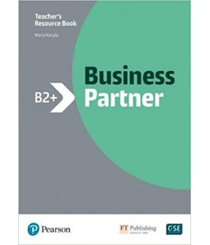 Книга для вчителя Business Partner B2+ Teacher's Book and MyEnglishLab