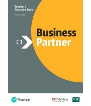 Книга для вчителя Business Partner C1 Teacher's Book and MyEnglishLab