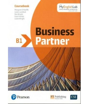 Підручник Business Partner B1 Student's Book and MyEnglishLab