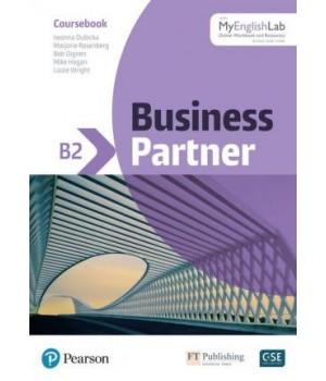 Підручник Business Partner B2 Student's Book and MyEnglishLab