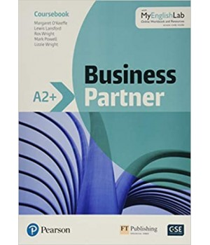 Підручник Business Partner A2+ Student's Book and MyEnglishLab