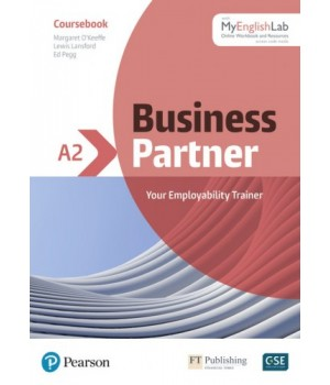 Підручник Business Partner A2 Student's Book and MyEnglishLab