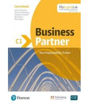 Підручник Business Partner C1 Student's Book and MyEnglishLab
