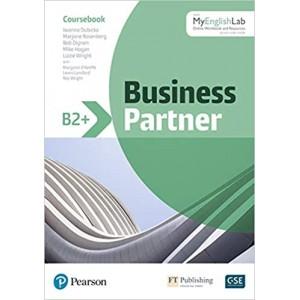 Підручник Business Partner B2+ Student's Book and MyEnglishLab