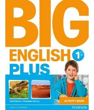 Рабочая тетрадь Big English Plus 1 Activity Book