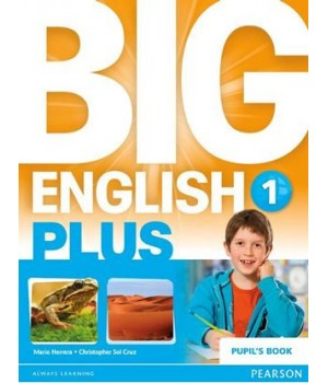Підручник Big English Plus 1 Pupil's Book