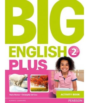 Робочий зошит Big English Plus 2 Activity Book