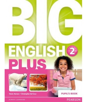Підручник Big English Plus 2 Pupil's Book