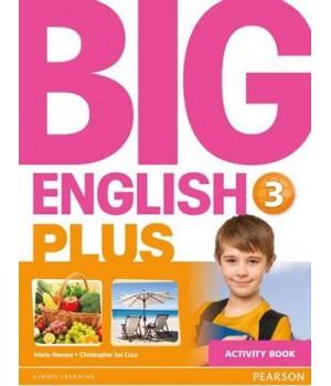 Робочий зошит Big English Plus 3 Activity Book