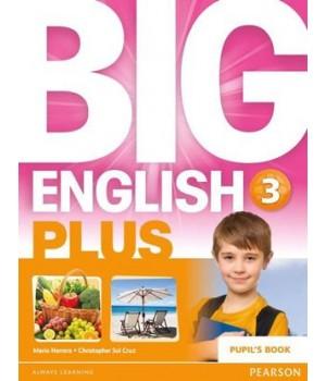 Підручник Big English Plus 3 Pupil's Book