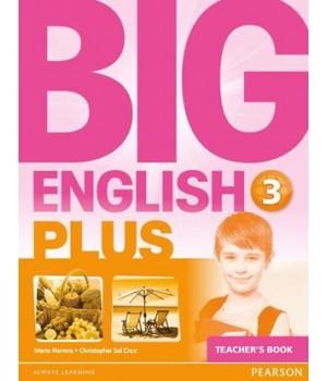 Книга для вчителя Big English Plus 3 Teacher's Book
