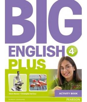 Робочий зошит Big English Plus 4 Activity Book