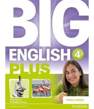 Підручник Big English Plus 4 Pupil's Book