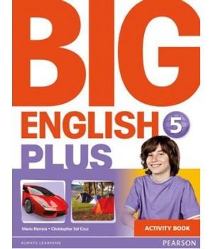 Робочий зошит Big English Plus 5 Activity Book