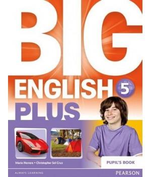 Підручник Big English Plus 5 Pupil's Book