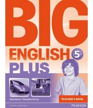 Книга для вчителя Big English Plus 5 Teacher's Book