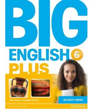 Робочий зошит Big English Plus 6 Activity Book