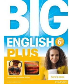 Підручник Big English Plus 6 Pupil's Book