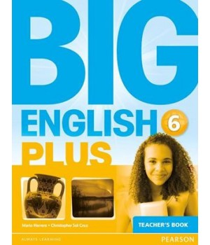Книга для вчителя Big English Plus 6 Teacher's Book