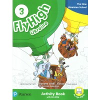 Робочий зошит Fly High Ukraine 3 Activity Book
