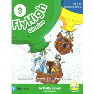 Робочий зошит Fly High Ukraine 3 Activity Book