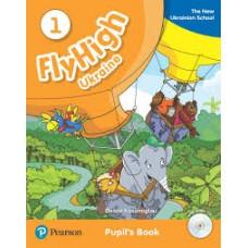 Fly High Ukraine 1 Pupil's Book + Audio CD