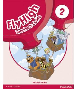 Книга для учителя Fly High Ukraine 2 Teacher's Book